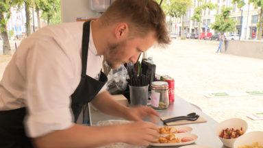 Gastronomie itinérante : une tournée en foodtruck pour Mathieu Vande Velde (Top Chef)