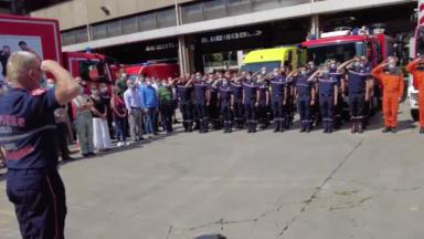 Deuil national : des sirènes hurlantes, puis une minute de silence en hommage aux victimes des inondations