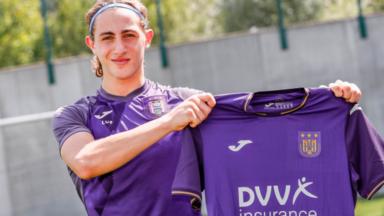 RSCA : premier contrat pro pour Aurelio Leo Virisario