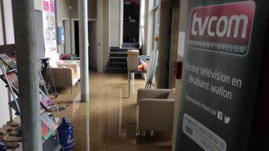 Suite aux inondations, la solidarité entre médias de proximité s'organise