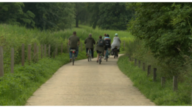 Deux itinéraires cyclistes inédit pour découvrir Bruxelles pendant les vacances