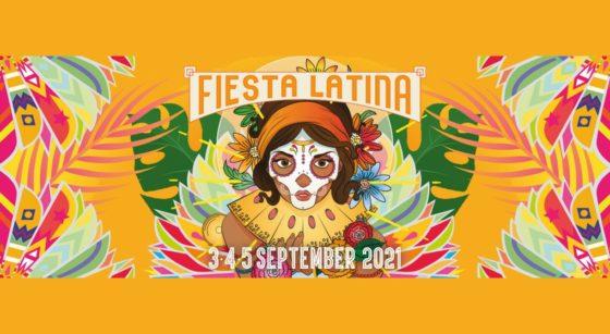 Affiche - Fiesta Latina 2021