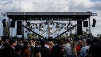 Arena5 : aucun incident lors du concert-test de 5 000 spectateurs, un test antigénique positif