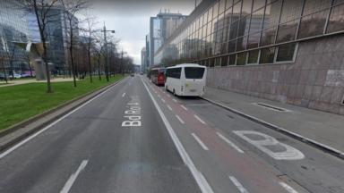Gare du Nord : la gare de bus internationale déménage temporairement sur le boulevard du Roi Albert II