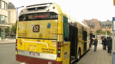 Une nouvelle ligne de bus, tracés modifiés… : voici les changements sur le réseau Stib en septembre