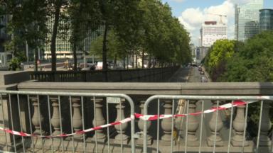 Après la mise en demeure d'Emir Kir, Bruxelles Mobilité interviendra sur le tunnel Botanique cette nuit