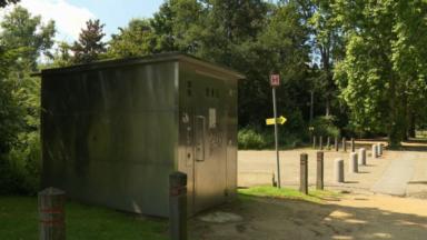 Les toilettes publiques, la denrée rare des parcs bruxellois