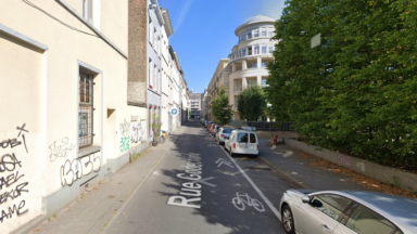 La Coordination des sans-papiers de Belgique occupe un bâtiment vide à Ixelles
