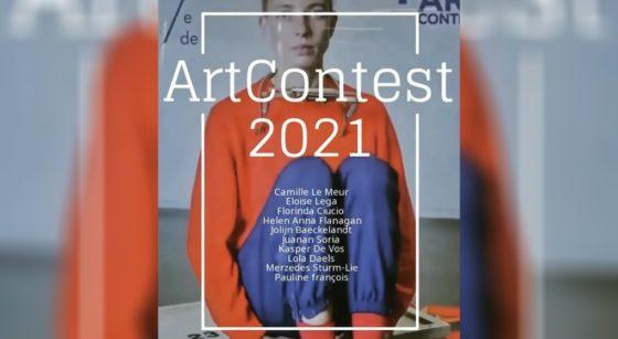 Concours ArtContest 2021 - Finalistes