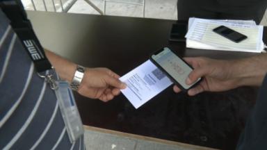 Le gouvernement bruxellois approuve en partie l'extension du Covid Safe Ticket