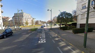 Forest : une (petite) piste cyclable dessinée sur le boulevard Van Haelen