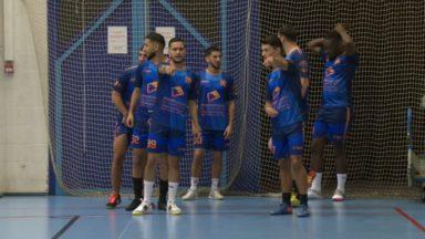 Futsal : le Futsal BXL-NOH en quête d'un ticket pour la Nationale 1