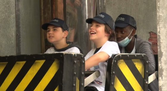 Journée des enfants malades Foire du Midi - Belga