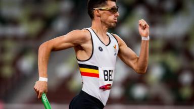 Jeux Olympiques : Kevin Borlée forfait pour les demi-finales du 400 mètres