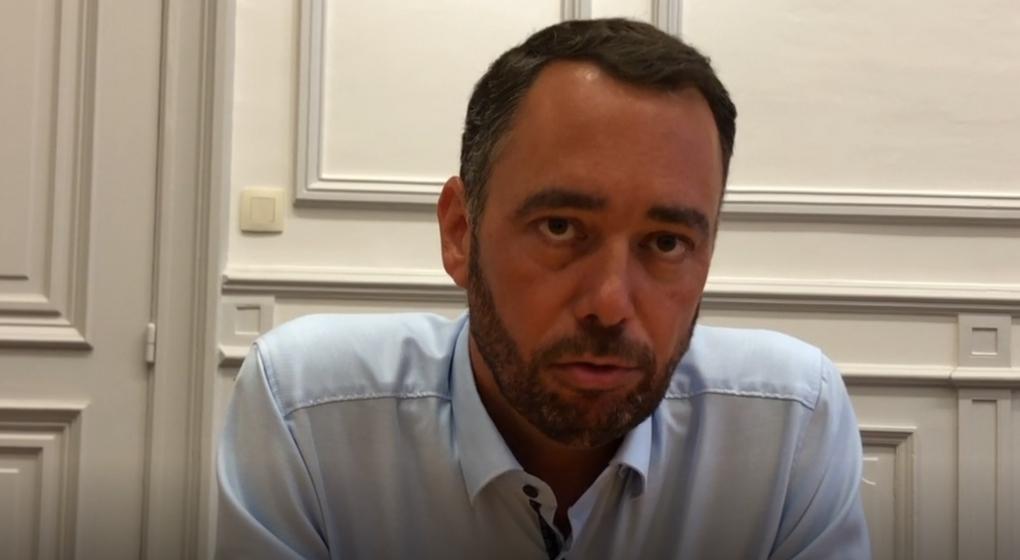 Maxime Prévot Président cdH - Capture BX1 Fabrice Grosfilley