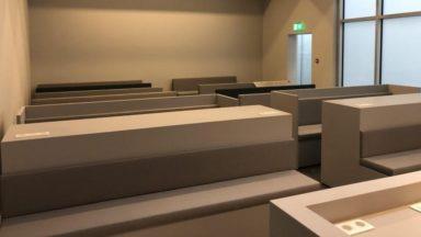 Palais de justice : les quatre nouvelles salles d'audience ne seront pas prêtes d'ici la rentrée