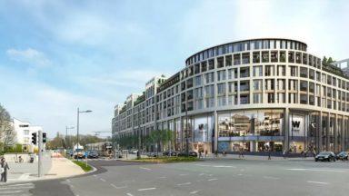 Woluwe Shopping Centre : une réunion avec les riverains sur le projet d'extension