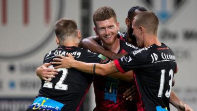 Football : le RWDM se qualifie pour les 16e de finale face à Visé