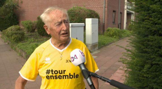 René Pairon 20 km de Bruxelles - Capture BX1