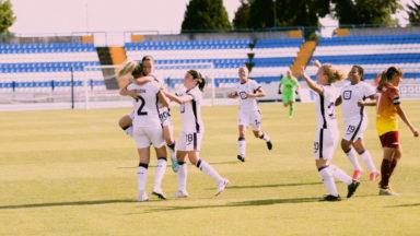 Les RSCA Women s'imposent face au FC Hayasa (Arménie) dans le cadre des qualifications de la Women Champions League