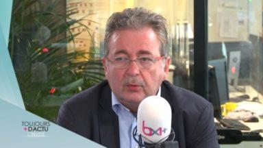 """Rudi Vervoort : """"Favorable au Covid Safe Ticket pour les discothèques et congrès"""""""