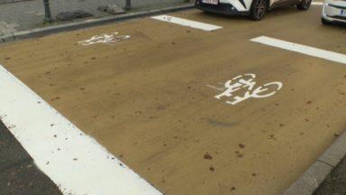 L'ocre, nouvelle couleur de référence pour les futures rues cyclables