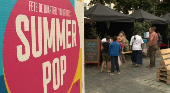 Summer Pop Festival Anneessens - Capture BX1