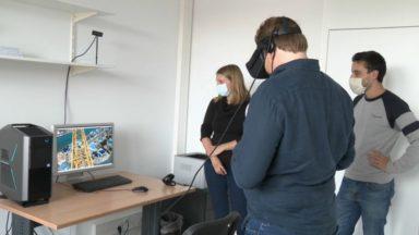 CHU Brugmann : contrôler ses phobies grâce à la réalité virtuelle
