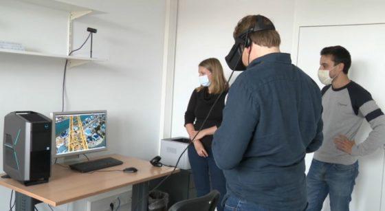 Thérapie Réalité Virtuelle CHU Brugmann - Capture BX1