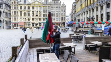 Un mois de juillet désastreux pour l'Horeca à Bruxelles