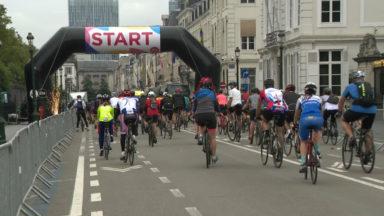 Le BXL Tour, quarante kilomètres pour traverser Bruxelles à vélo