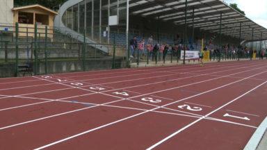 Woluwe-Saint-Lambert : le stade Fallon se dote d'une nouvelle piste d'athlétisme