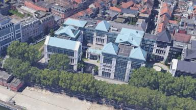 Molenbeek : une nouvelle occupation de sans-papiers, dans l'ancien siège de KBC