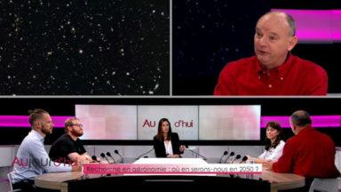 Recherche en astronomie : où en serons-nous en 2050 ?