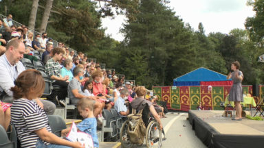 Le festival Théâtres Nomades s'installe au Bois de la Cambre