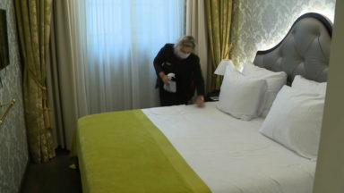 L'hôtel de luxe Stanhope rouvre après 18 mois