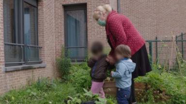Cliniques Saint-Luc : lier soins pédopsychiatriques et nature avec un nouveau potager