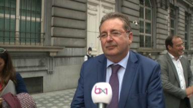 Rudi Vervoort s'exprime sur l'absence d'assouplissements à Bruxelles