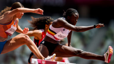 Jeux Olympiques : Anne Zagré éliminée en demi-finale du 100m haies