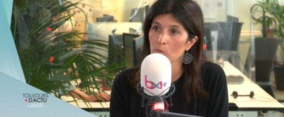 Alexia Bertrand - Invitée politique Radio - 13092021