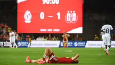 Football : Anderlecht remporte le Clasico contre le Standard