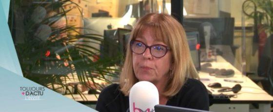 Annemie Schaus - Invitée 14092021
