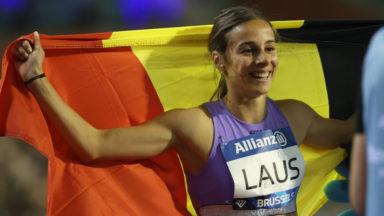 Mémorial Van Damme : les Olympiens à l'honneur, victoire de Camille Laus au 400 mètres