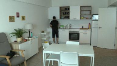 Les Petits Riens ouvrent un logement pour des familles monoparentales précarisées à Anderlecht