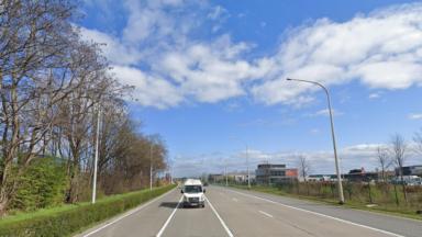 Un nouveau pont pour enjamber la chaussée de Haecht à vélo vers l'aéroport