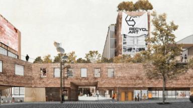 Molenbeek-Saint-Jean : le projet de pôle culturel Manchester se précise