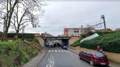 Jette : un pont pour piétons et cyclistes verra le jour au-dessus de la rue Eugène Toussaint