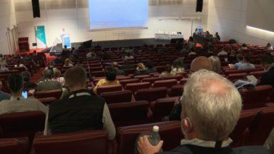 Avec le Covid Safe Ticket et les purificateurs d'air, les congrès reprennent à Bruxelles