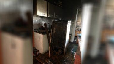 Anderlecht : deux appartements inhabitables après un incendie
