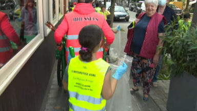 Journée mondiale de la propreté : des citoyens de la Ville de Bruxelles s'organisent pour ramasser les déchets
